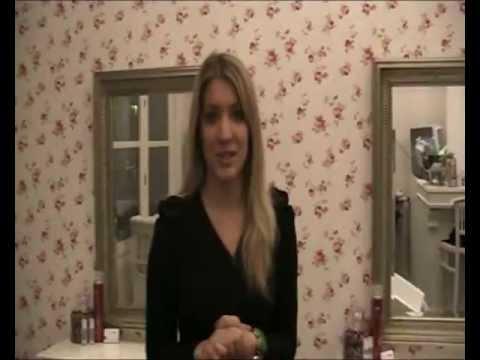 Angelina Mennes kies Balmain Hairextensions