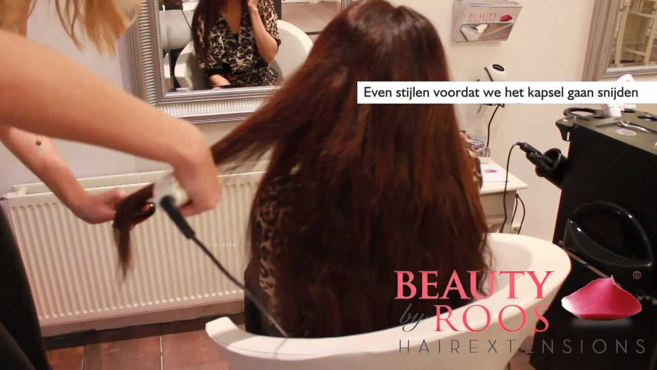 Nora Dalal van The Voice of Holland zingt bij Beauty by Roos Hairextensions