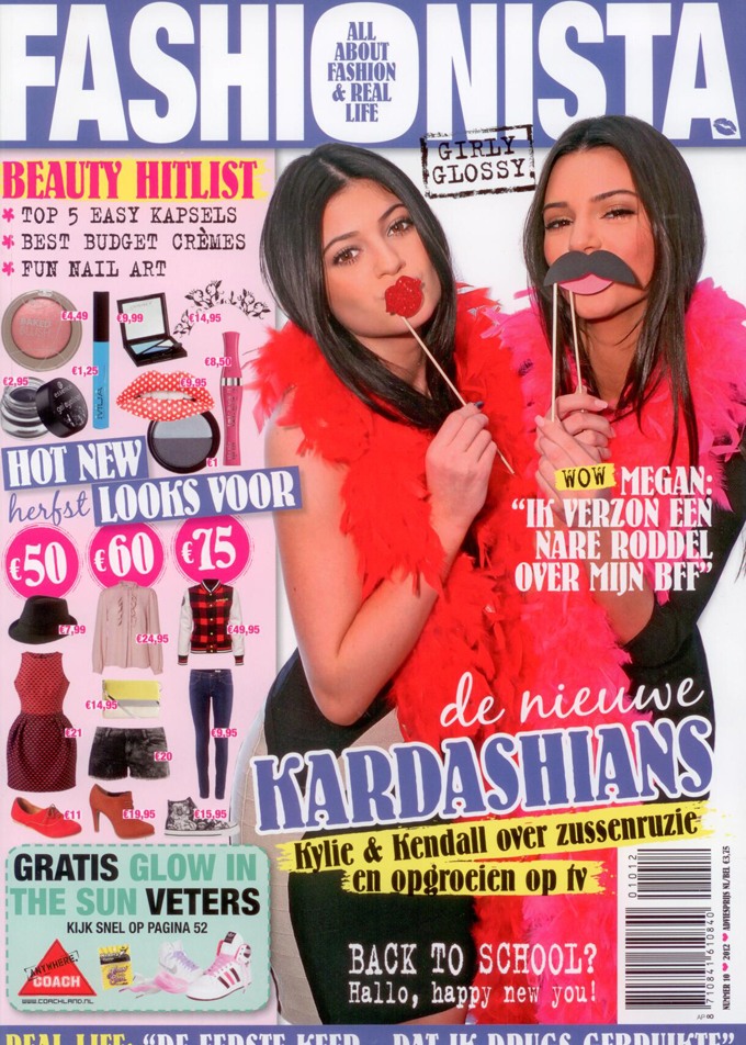 Fashionista win hairextensions cover