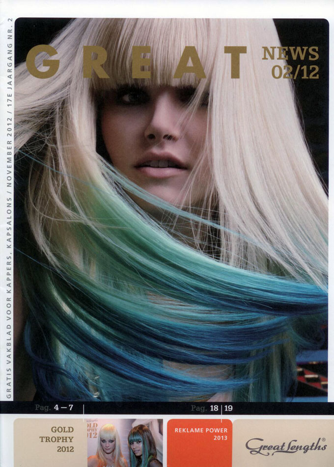 Great Lengths News magazine