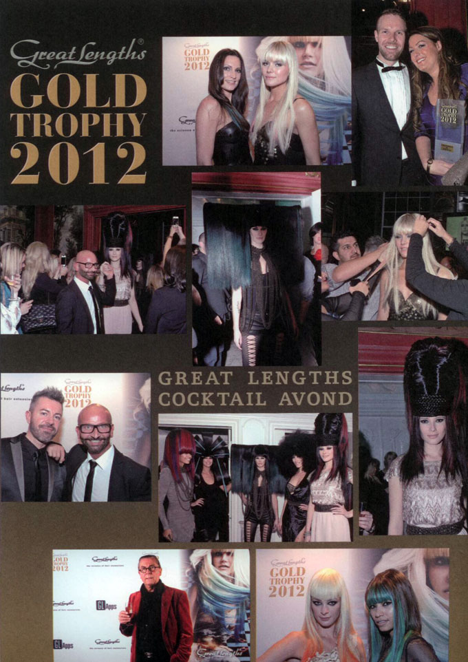 Foto's van Great Lengths Gold Trophy 2012