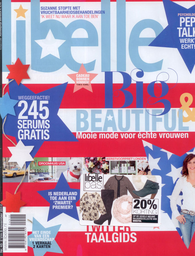 Libelle cover Beauty by roos