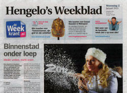 extensionist Hengelo weekblad over Beauty by Roos winnaar Gold Trophy