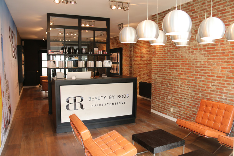 Beauty by Roos Hairextensions salon Amsterdam