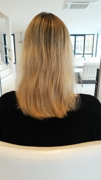zonder great lengths extensies