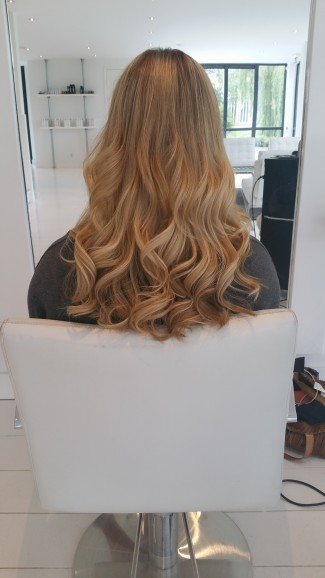 hairloxx haarverlenging kleur london en moscow