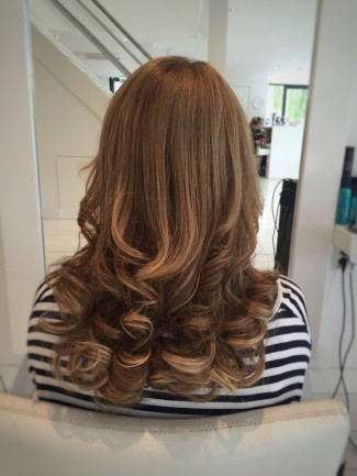 125 hairextensions van hairloxx