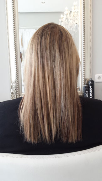 geen hairextensions
