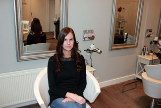 Hengelose Rosanna met Hairextensions van Beauty by Roos