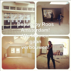 Beauty by Roos Hairextensions goes Amsterdam