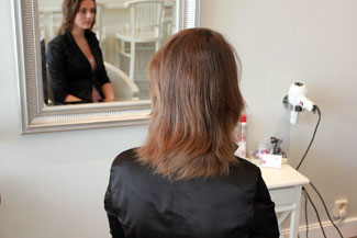 Great Lengths Hairextensions bij Beauty by Roos voor Caterina uit Rijswijk