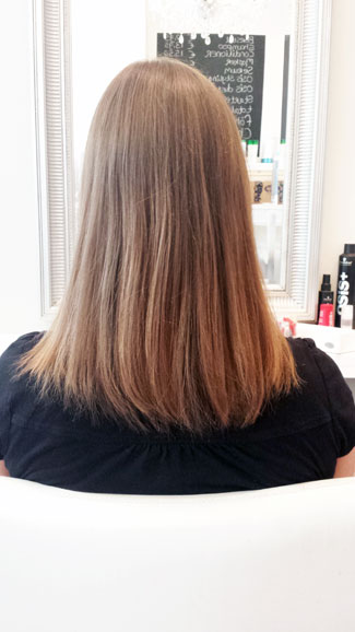 hairextensions nodig
