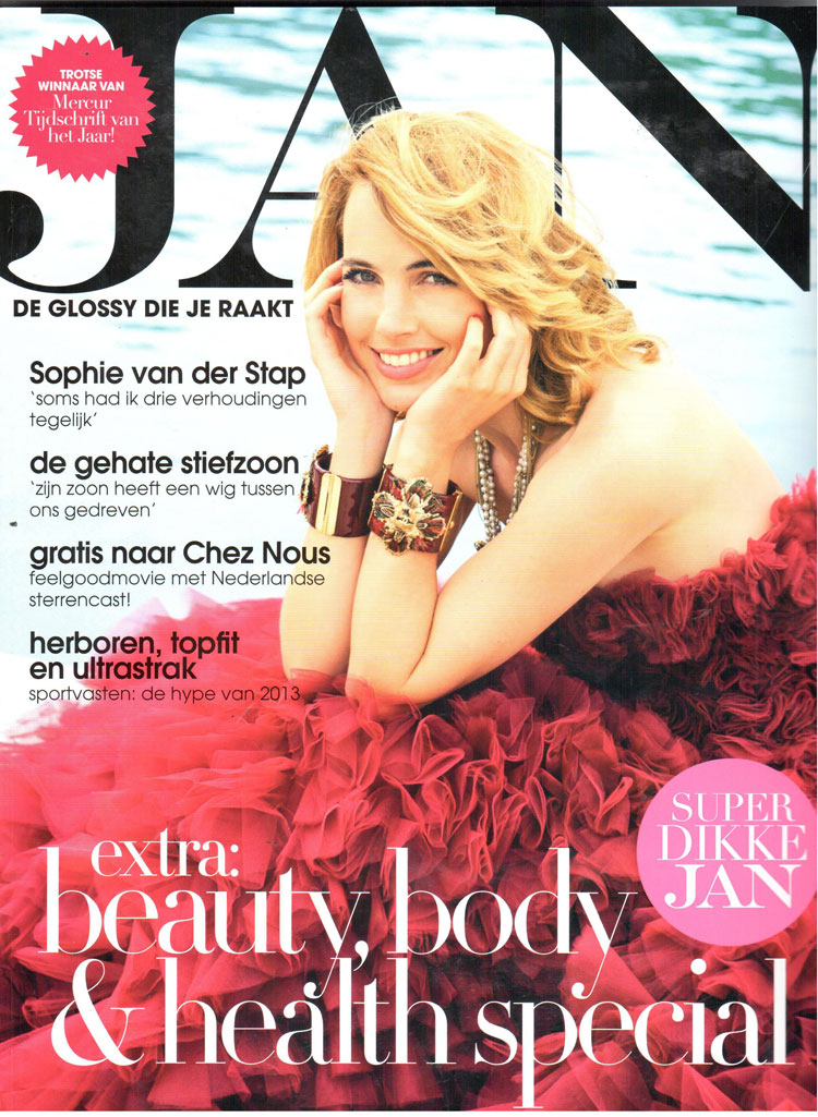 Jan Magazine cover