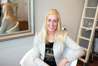 Shirley uit Rotterdam zonder hairextensions
