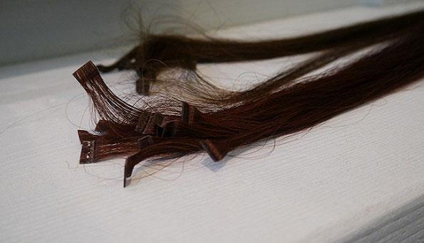 Verloren hairextensions