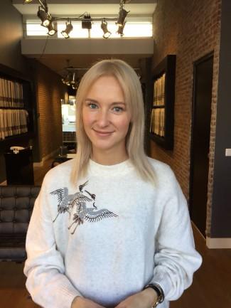 Linda van der Grijn zonder hairextensions-voorzijde
