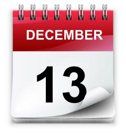Vrijdag 13 december Blog van Roos