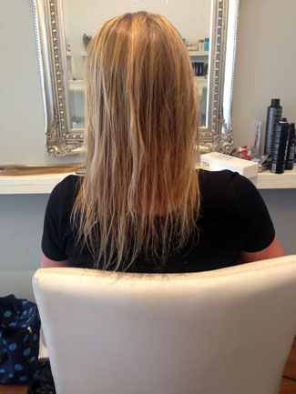 zonder socap hairextensions