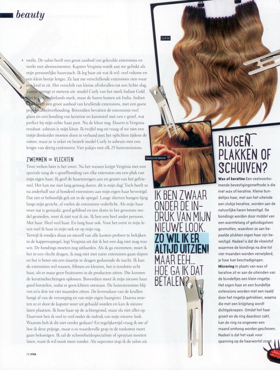 artikel viva hairextensions