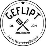 Geflipt burgers logo