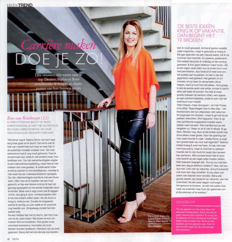 Grazia - Roos van Binsbergen