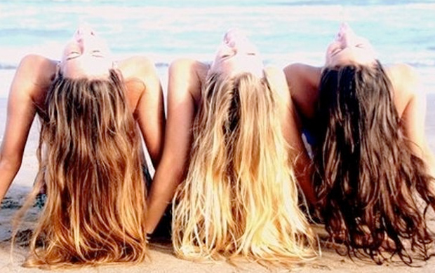 Beachy waves hairextensions