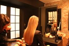 Roos van Binsbergen hairextensions
