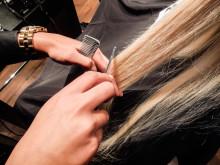 Lonneke style my day met hairextensions bijsnijden