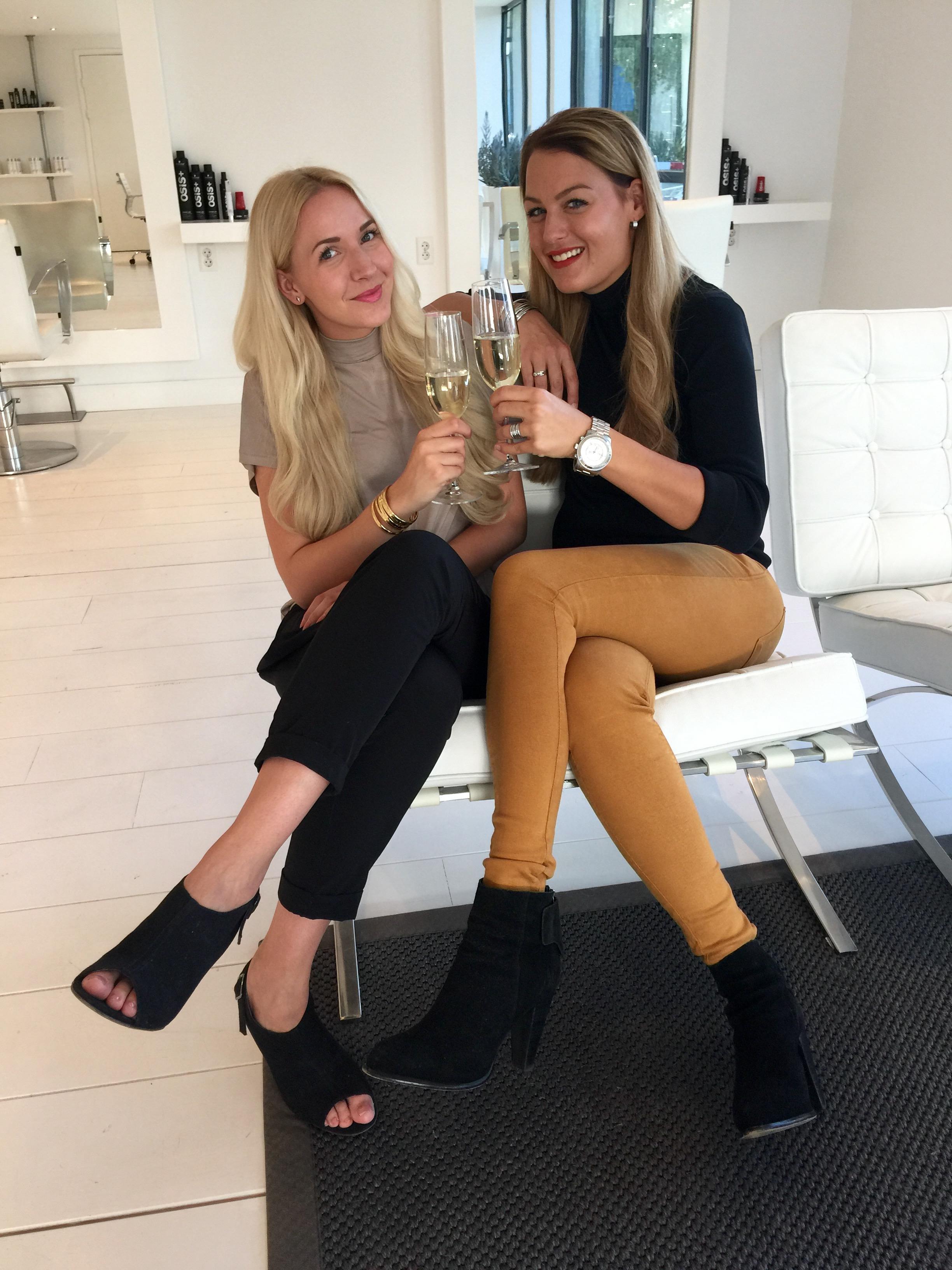 Romy en Roos