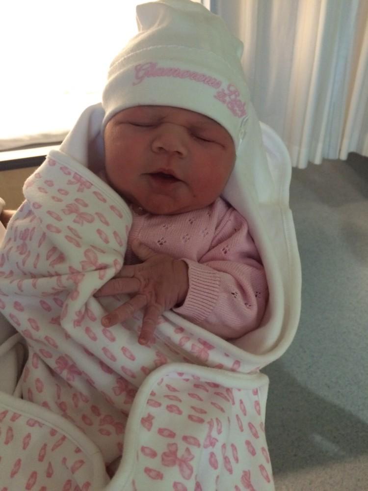 Yess, ook Soraida is bevallen … welkom Sway!