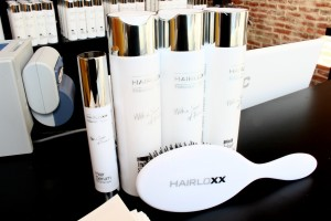 Hairloxx haircare total care kit