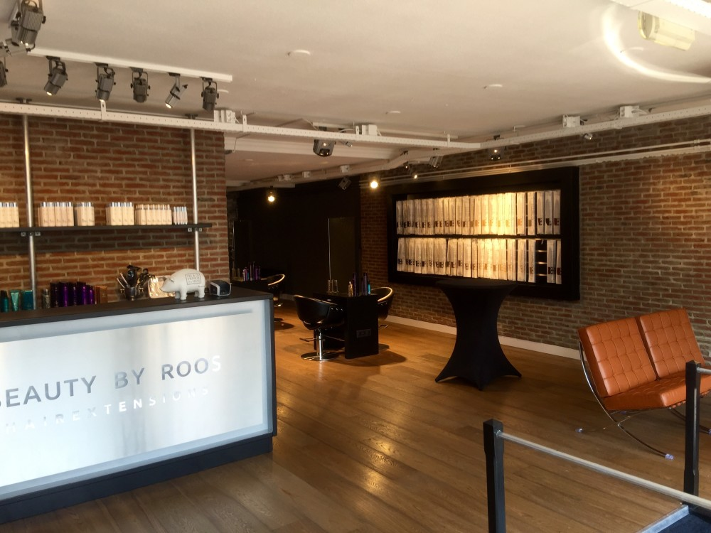 Beauty by Roos Hairextensions salon Hengelo opening