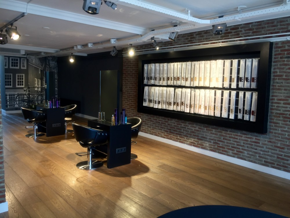 Beauty by Roos Hairextensions salon Hengelo stoelen