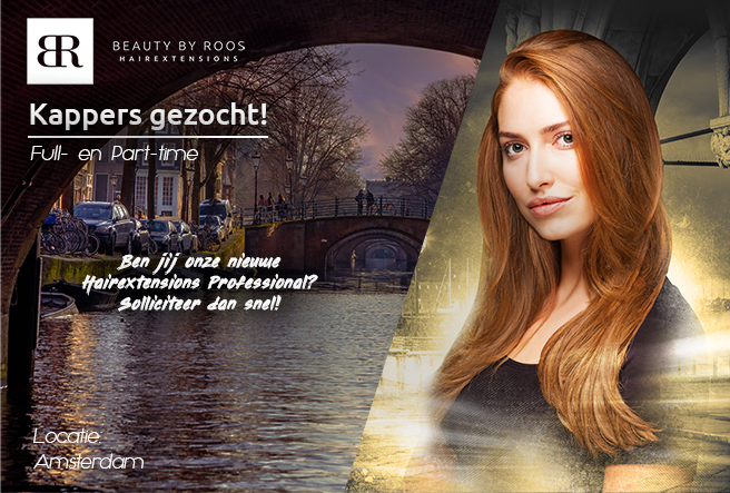 Beauty by Roos vacature Amsterdam