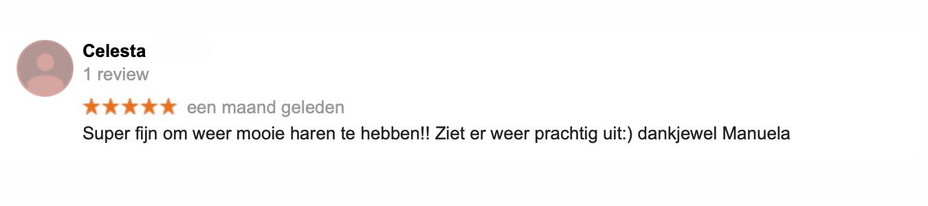 Recensie Beauty by Roos Hairextensions Arnhem