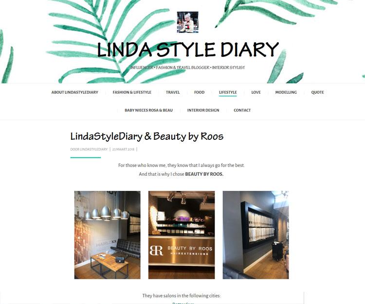 Linda van der Grijn - Linda Style Diary