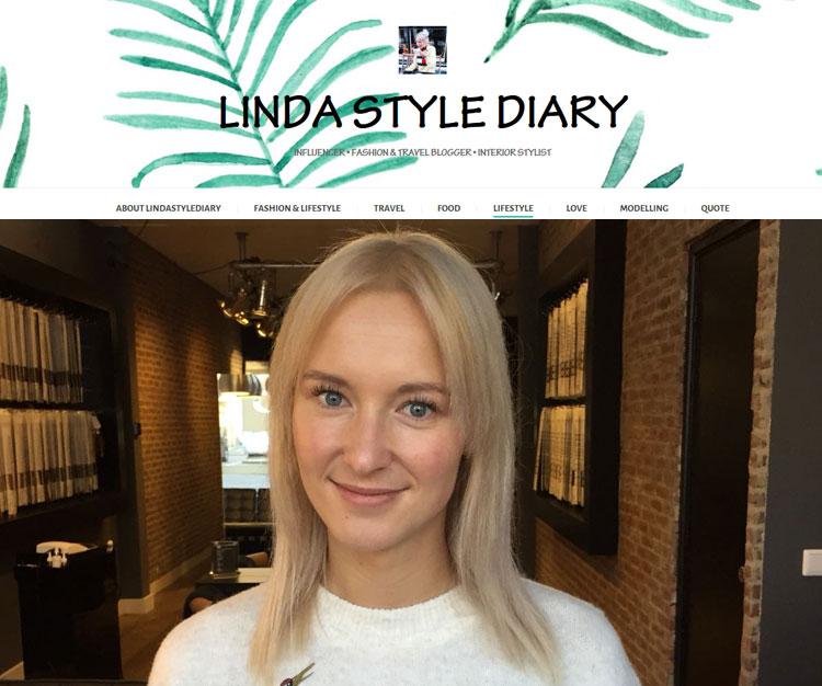 Linda van der Grijn Linda Style Diary volumebehandeling