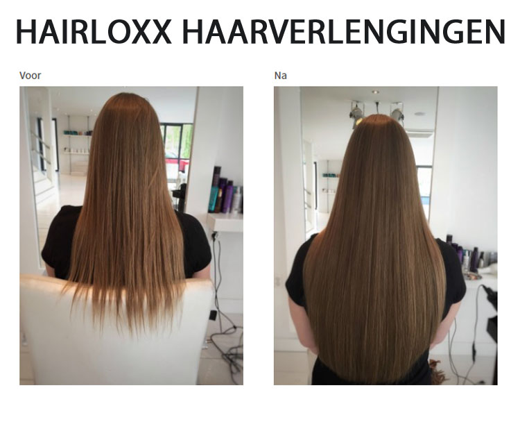 hairloxx haarverlengingen door beauty by roos