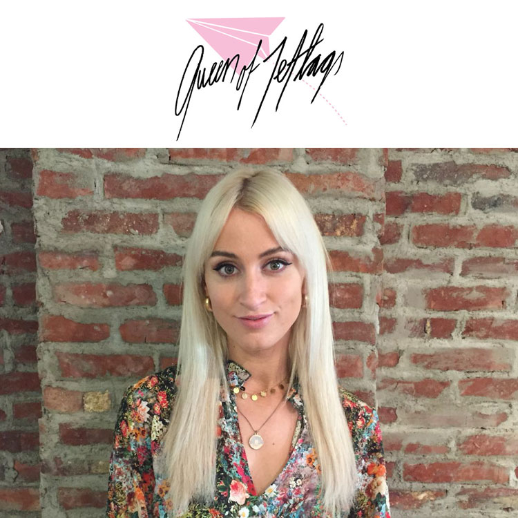 noor de groot - queen of jetlags - hairextensions