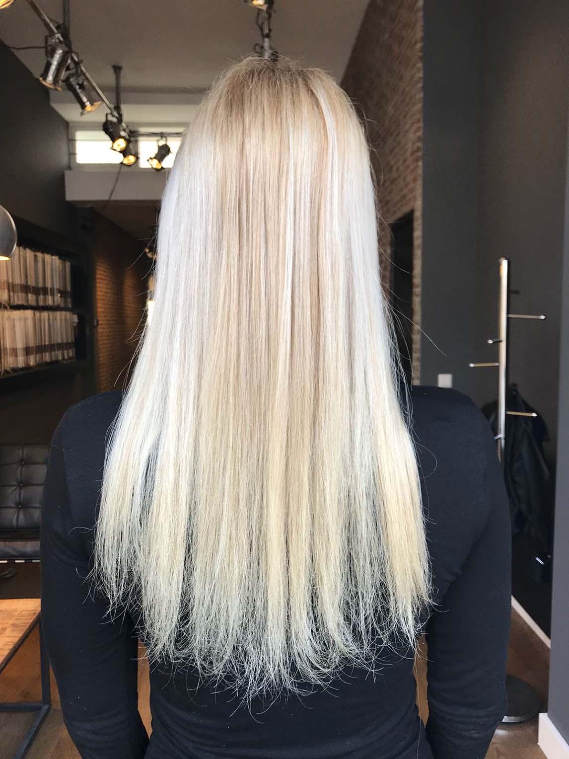 Hairloxx volumebehandeling voor