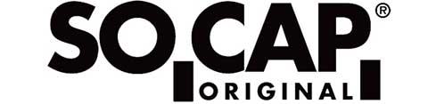 Socap original logo Beauty by Roos