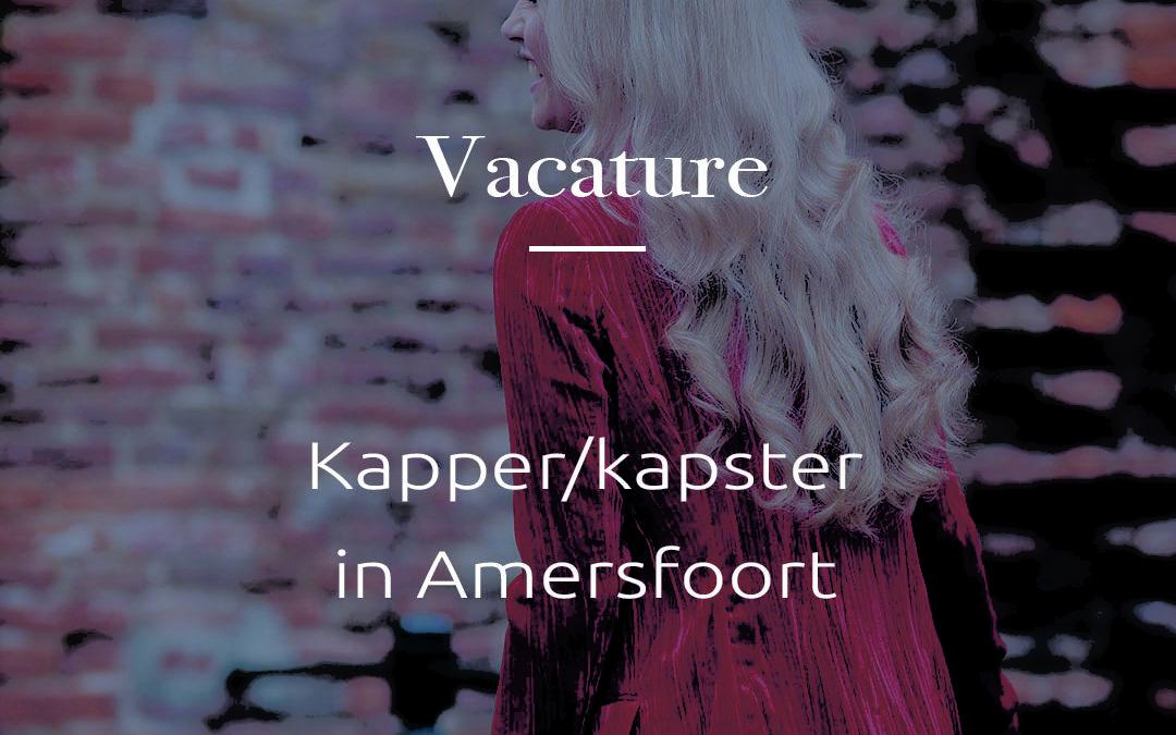 Vacature | Kapster/kapper Amersfoort
