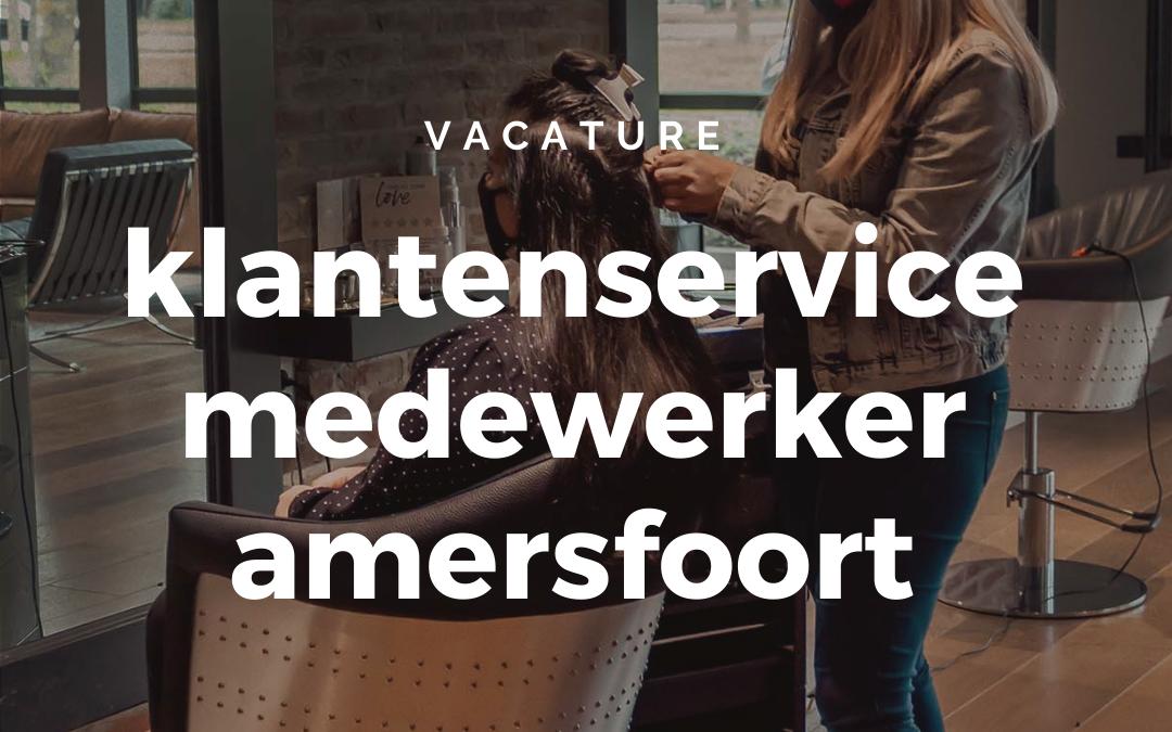 Parttime klantenservice medewerker – Amersfoort