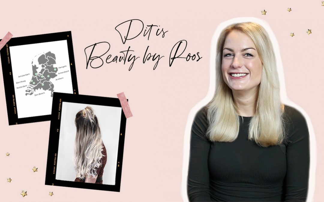 Dit is Beauty by Roos! | Roos vertelt